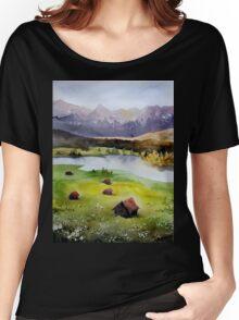 akwarelka 102 Women's Relaxed Fit T-Shirt