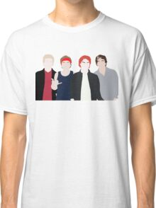 band drawing Classic T-Shirt