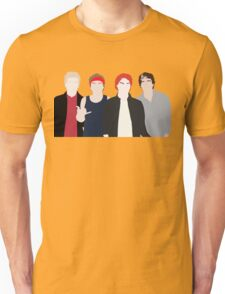 band drawing Unisex T-Shirt