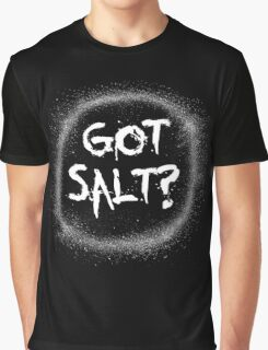 Got salt? Supernatural Graphic T-Shirt