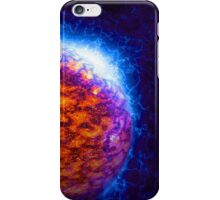 Electrical planet iPhone Case/Skin