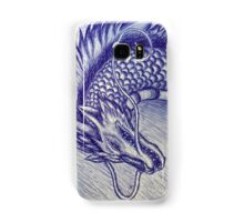 Spirited Away - Haku (pencil drawing) Samsung Galaxy Case/Skin