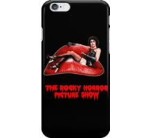 rocky horror iPhone Case/Skin