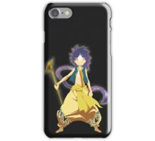 Aladdin from Magi iPhone Case/Skin