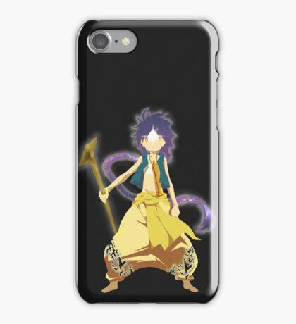 Aladdin from Magi iPhone Case/Skin