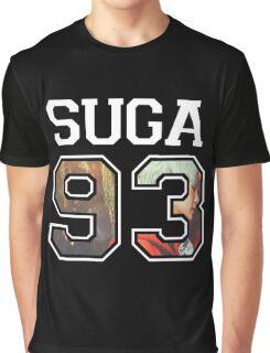 BTS - Suga 93 Graphic T-Shirt