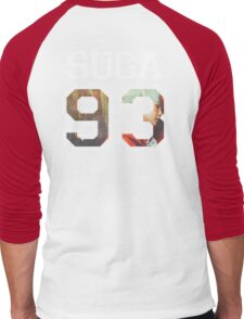 BTS - Suga 93 Men's Baseball ¾ T-Shirt