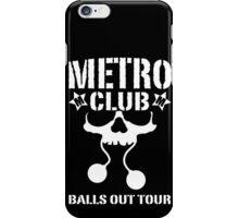 METRO CLUB iPhone Case/Skin