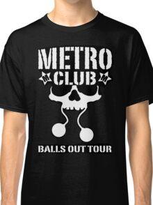 METRO CLUB Classic T-Shirt