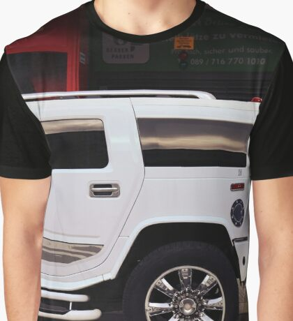 sightseeing hummer Graphic T-Shirt