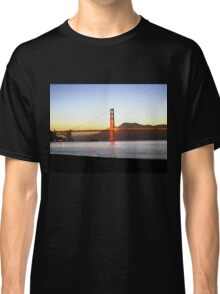Painted Bridge Classic T-Shirt