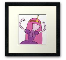 Adventure Time - Princess Bubblegum  Framed Print
