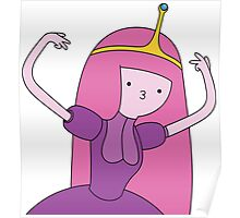 Adventure Time - Princess Bubblegum  Poster