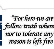 Thomas Jefferson UVA Sticker