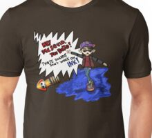 Marty McSquid Unisex T-Shirt