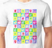 Rainbow Charms Unisex T-Shirt