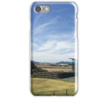 Yering Winery - Yarra Valley iPhone Case/Skin