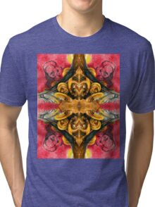 Psychedelic Beats Tri-blend T-Shirt