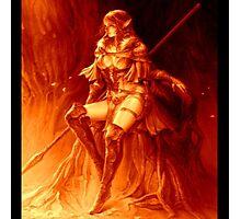 Fall Color Elf Warrior Photographic Print