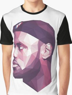 Le Bron James Graphic T-Shirt