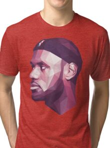 Le Bron James Tri-blend T-Shirt