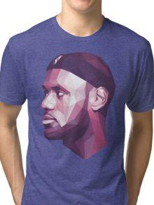 Le Bron James Tri-blend T-Shirt