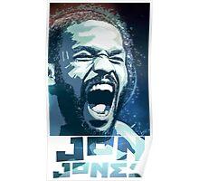 Jon Jones Poster