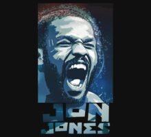 Jon Jones One Piece - Long Sleeve