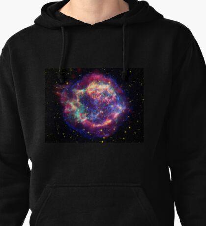 Space Nebula Pullover Hoodie