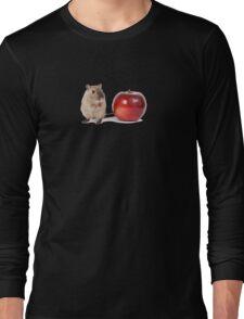 Teacher's Pet - Cute Mouse - T-Shirt Sticker Long Sleeve T-Shirt
