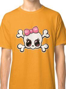 Cute Skull Classic T-Shirt