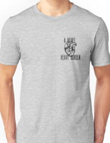 A Heart is a Heavy Burden / Hayao Miyazaki Unisex T-Shirt