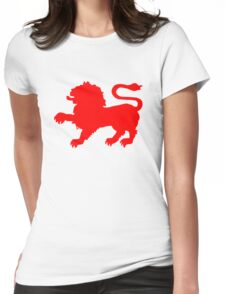 State Badge of Tasmania Womens Fitted T-Shirt