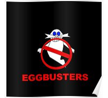 Eggman Busters Poster