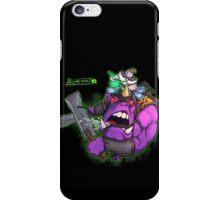 Alchemist Chemical Rage iPhone Case/Skin
