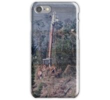 Abstract Yarder iPhone Case/Skin