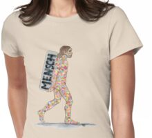 MENSCH Womens Fitted T-Shirt