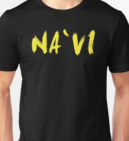 Na`vi (Navi, Natus Vincere) Yellow Unisex T-Shirt