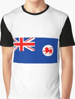 Flag of Tasmania Graphic T-Shirt