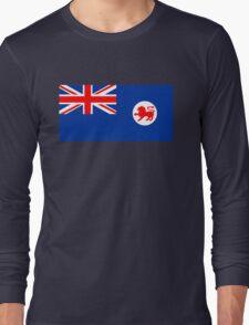 Flag of Tasmania Long Sleeve T-Shirt