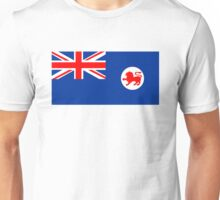 Flag of Tasmania Unisex T-Shirt