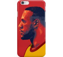 Le Bron James iPhone Case/Skin