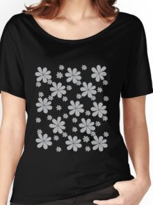Spring Grey Women's Relaxed Fit T-Shirt