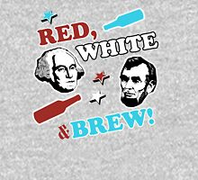 Red White and Brew Unisex T-Shirt