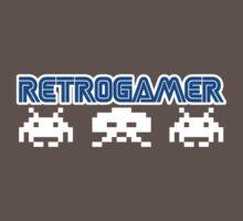 Retro gamer Baby Tee