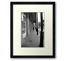 New Orleans Street Photography 1 Framed Print