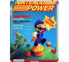 Nintendo Power - July/August 1988 iPad Case/Skin
