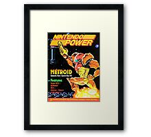 Nintendo Power - Volume 31 Framed Print