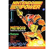 Nintendo Power - Volume 31 Photographic Print