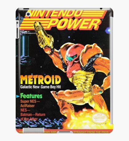 Nintendo Power - Volume 31 iPad Case/Skin